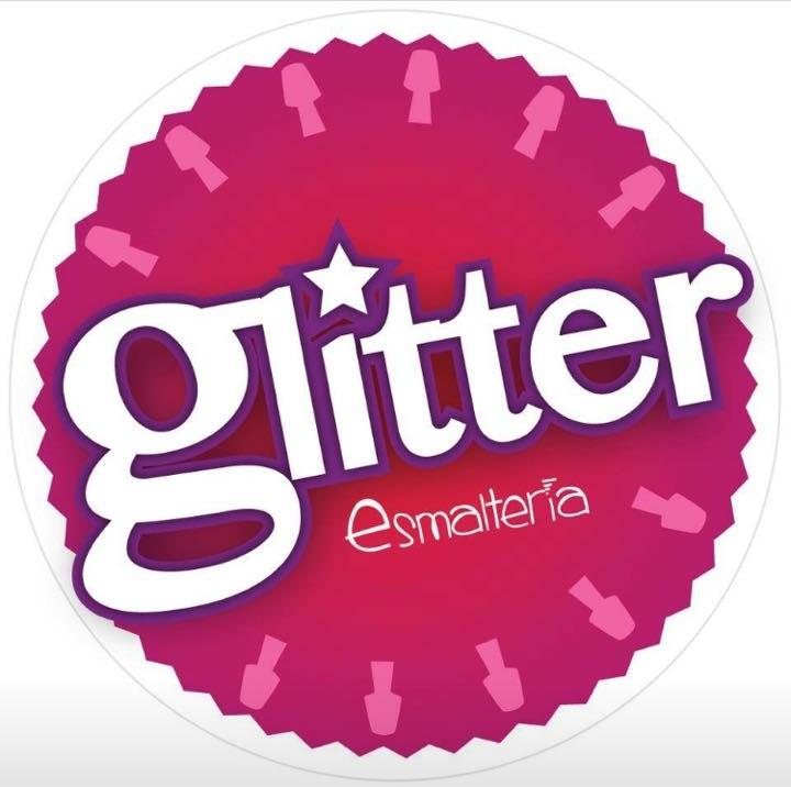 GLITTER ESMALTERIA - Logo