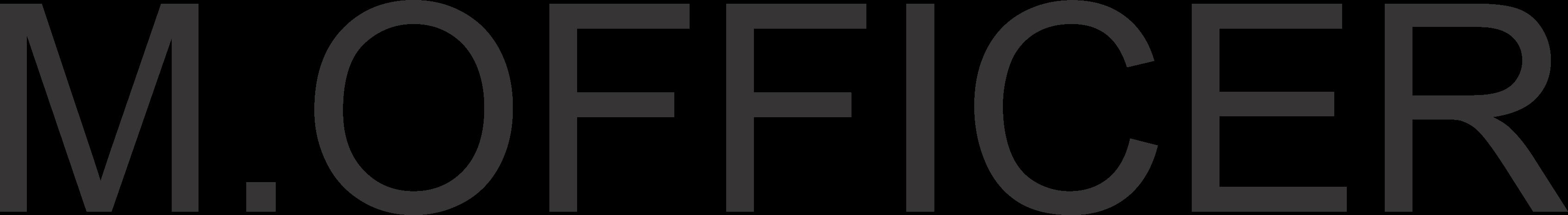 M. OFFICER - Logo