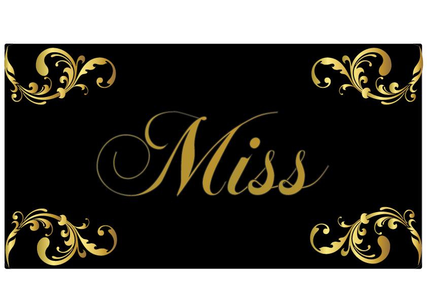 MISS - Logo