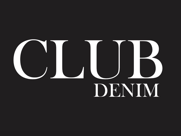 CLUB DENIM - Logo