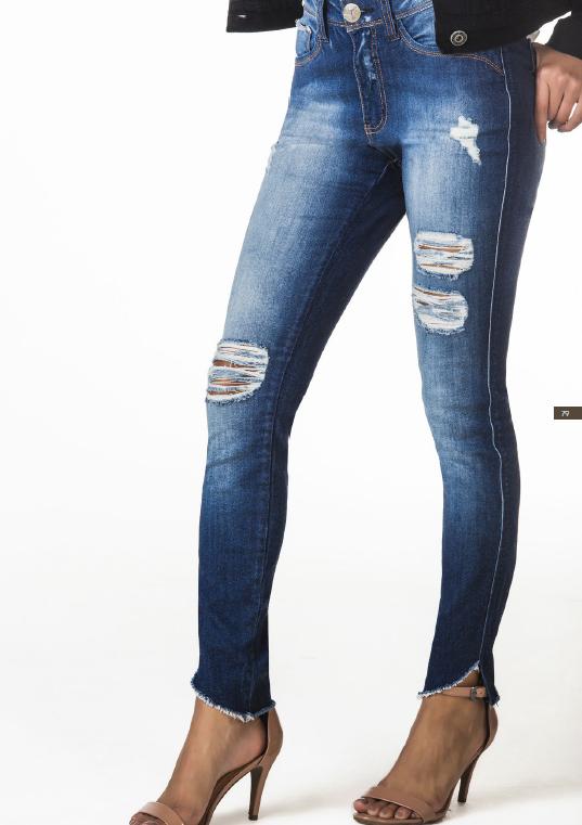 Calças Skinny Femininas com valor Máximo de R$99,90
