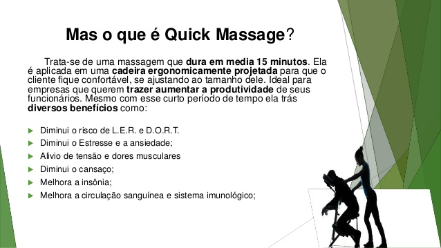 Quick Massage