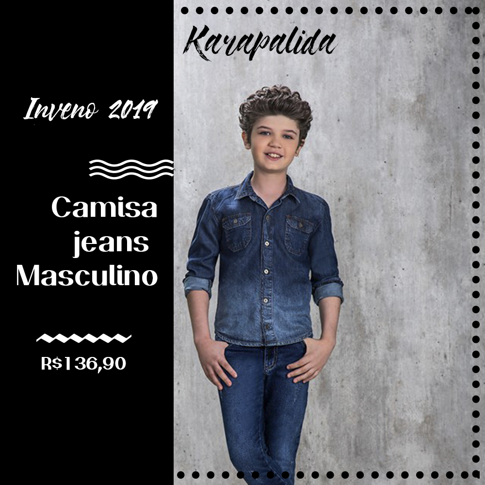 Camisa André