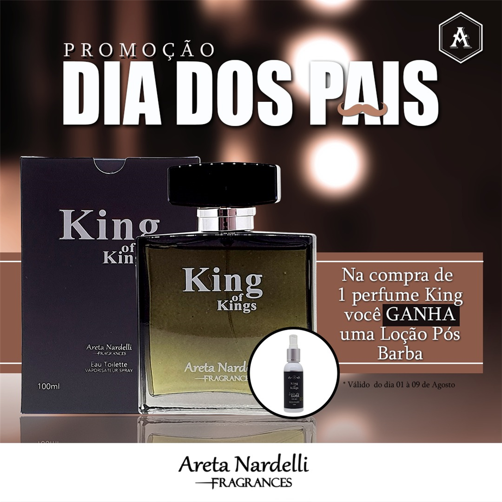 Perfume King of Kings 150 ml