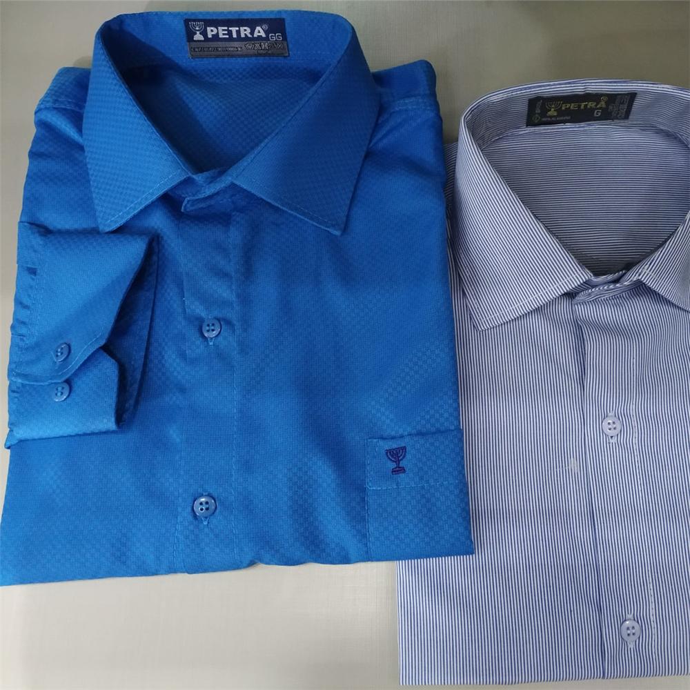 Camisa manga longa/curta