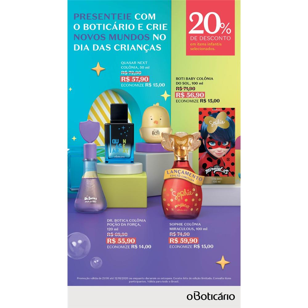 Perfume Quasar Next Colônia 50ml