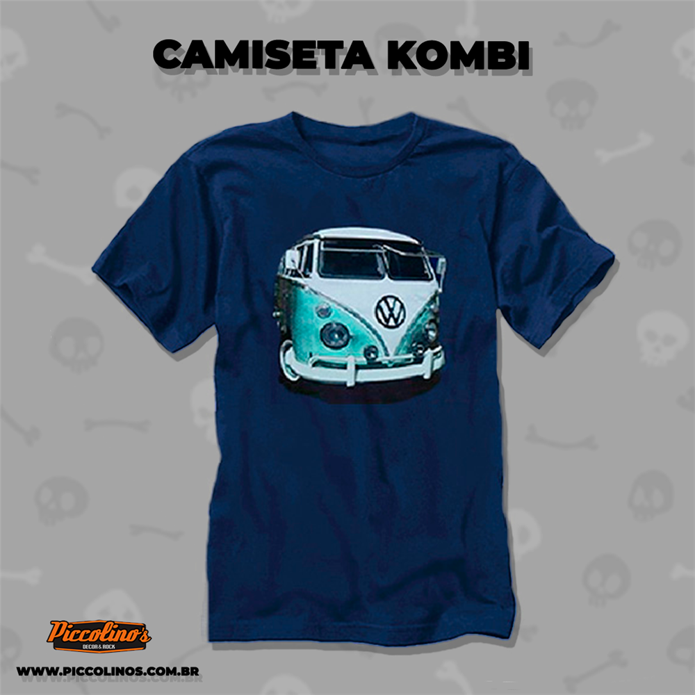 Camiseta Garage  Kombi